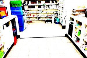 tidy dispensary