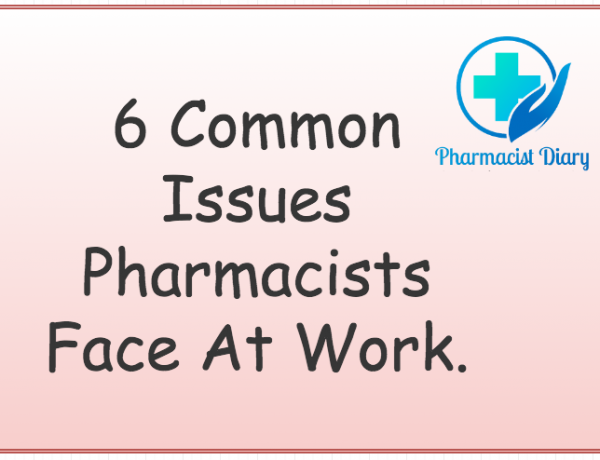 common issue pharmacists