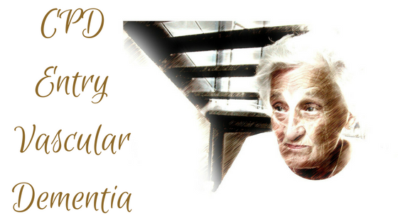 CPD Entry Vascular Dementia