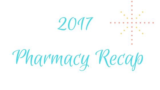 2017: Pharmacy Recap