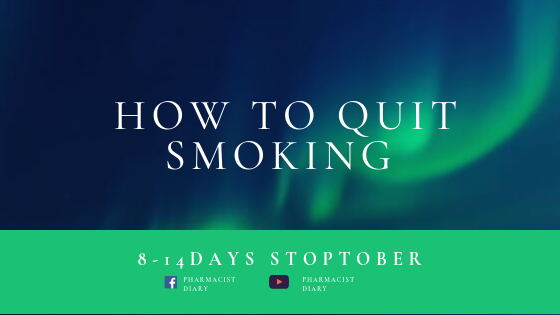 How To Quit Smoking | 8-14days Stoptober
