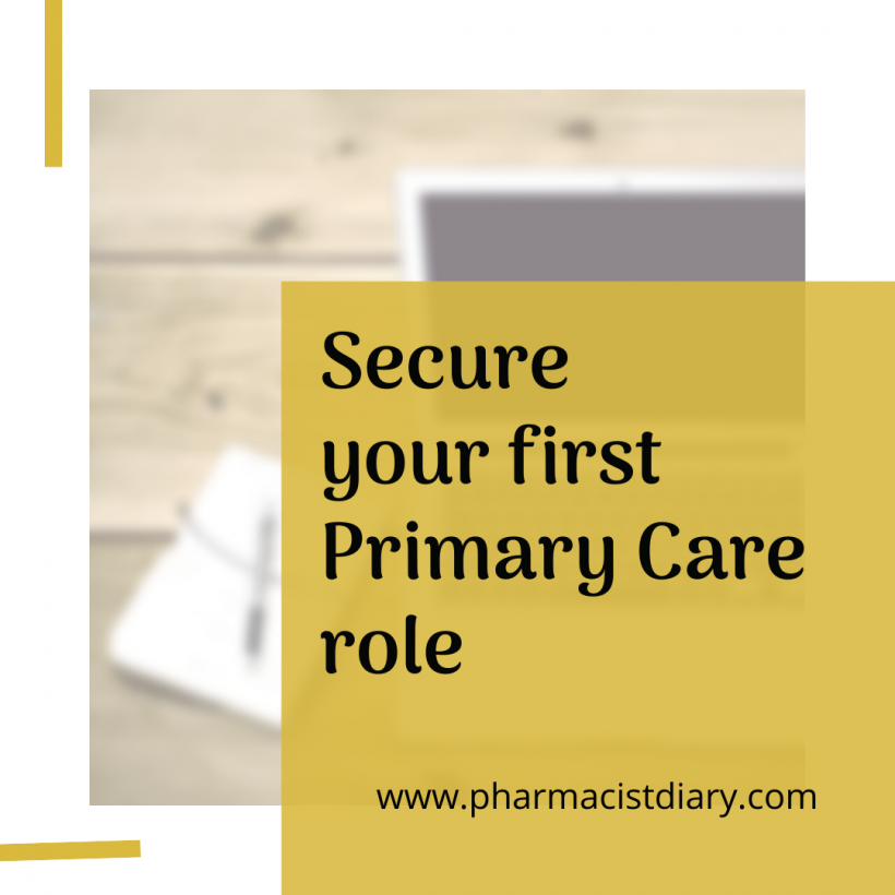 Would you like to transition into Primary Care?