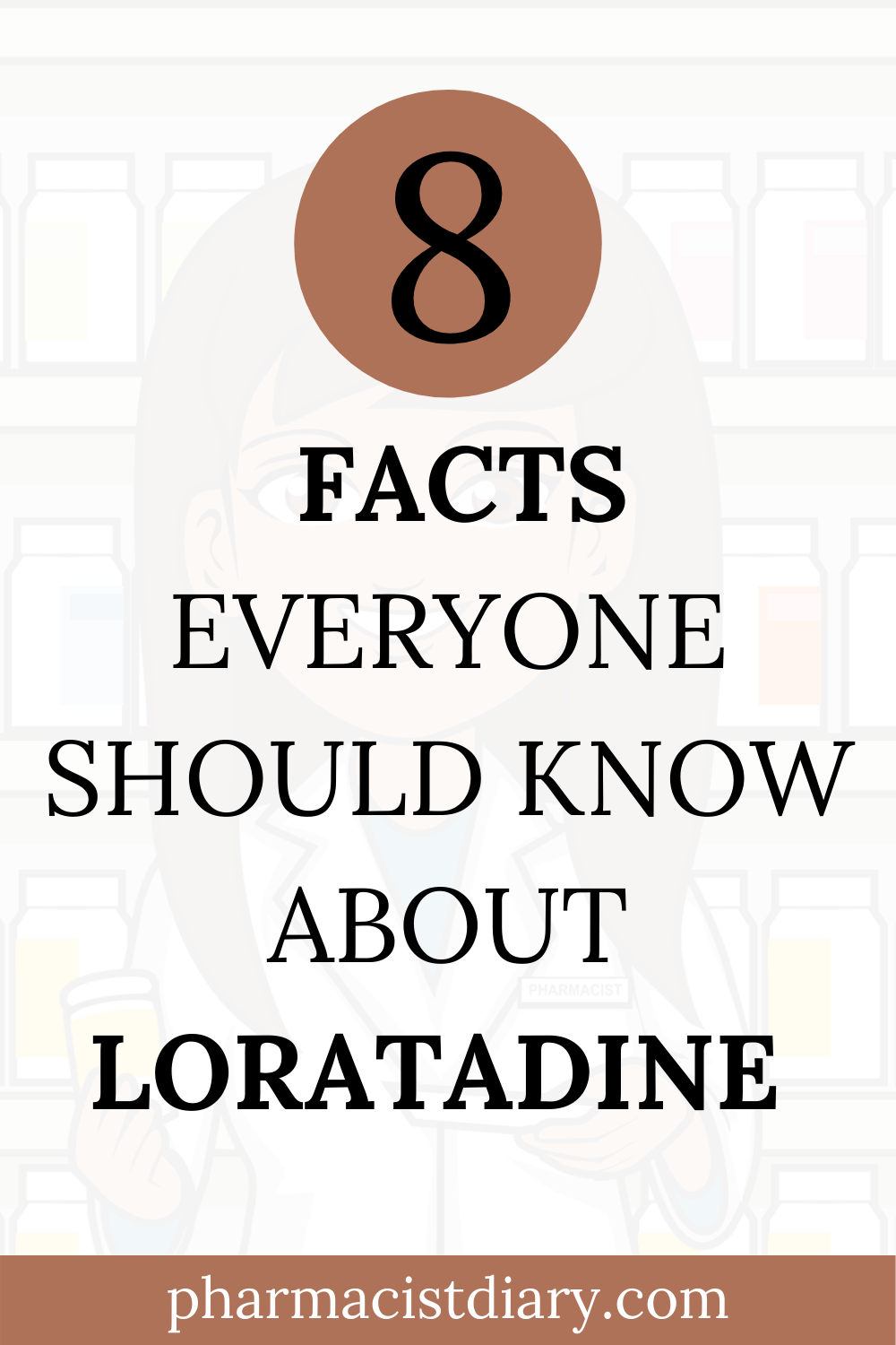 facts about loratadine